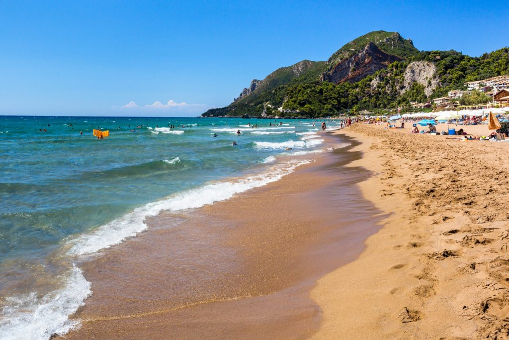 Glyfada Beach Tour - Corfu Holidays Direct | Private Tours & Excursions